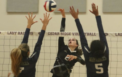 Volleyball at the Ridge