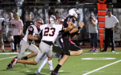 Raiders fall to Vista Ridge on last-second Hail Mary