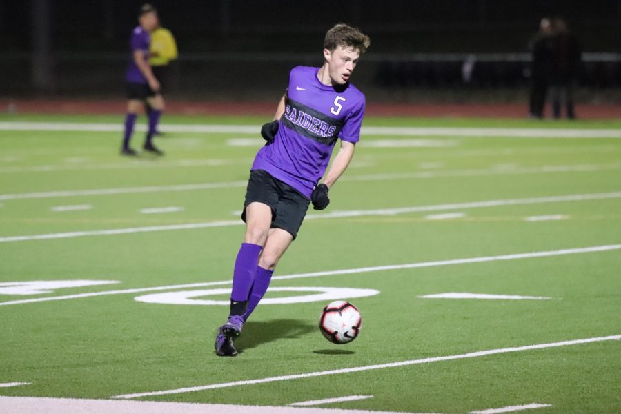 Photos: Varsity Soccer Vs. East View Scrimmage